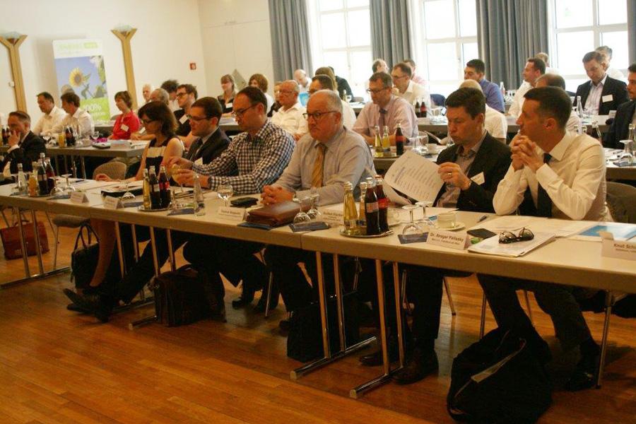 Teilnehmer des Sommer-Energieforums