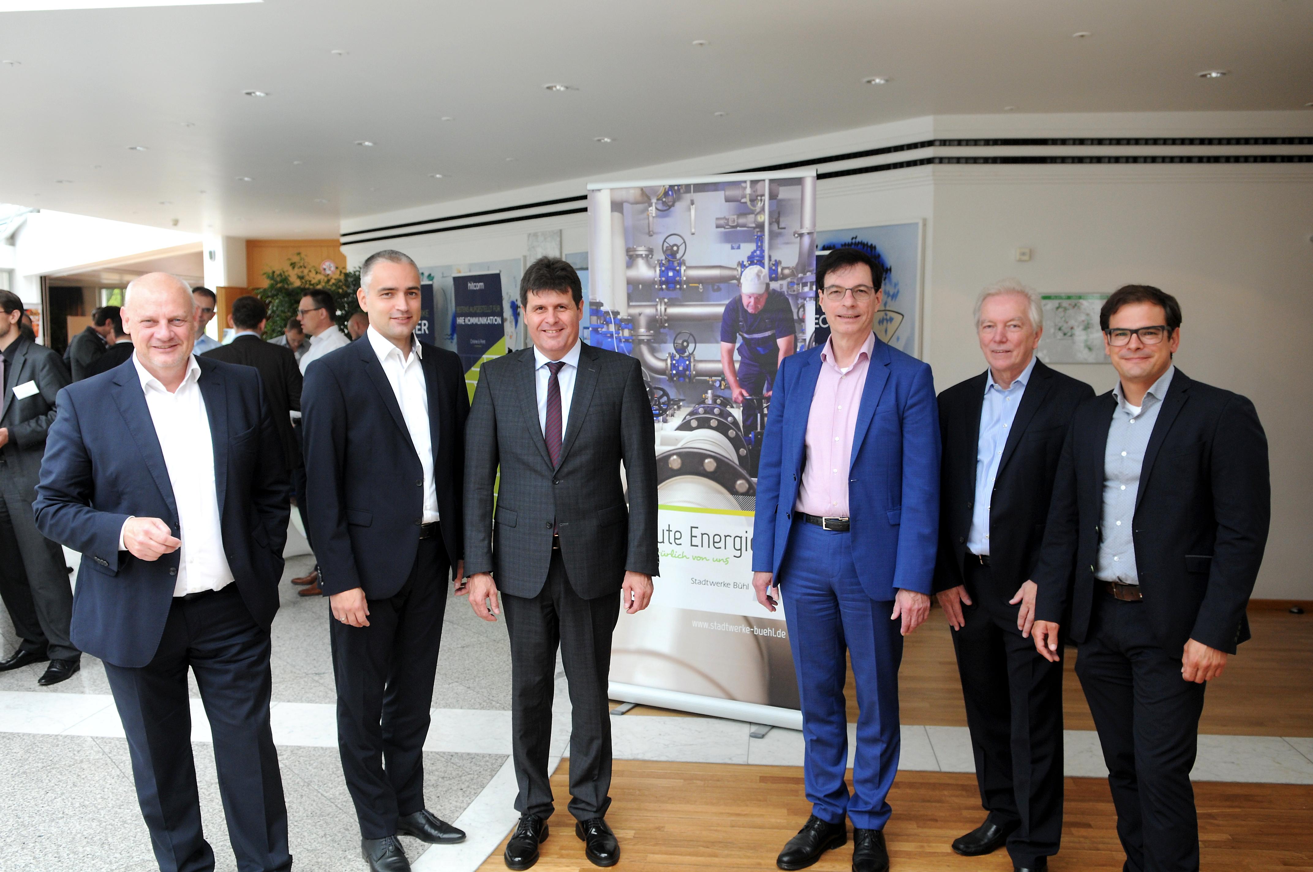 Rüdiger Höche,Dr. Stefan Röder, Reiner Liebich,Michael Wübbels, Michael Steffens, Kurt Vetten